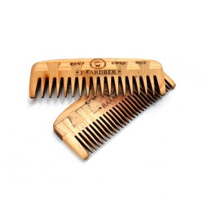 Baardbek Beard Comb Set 3